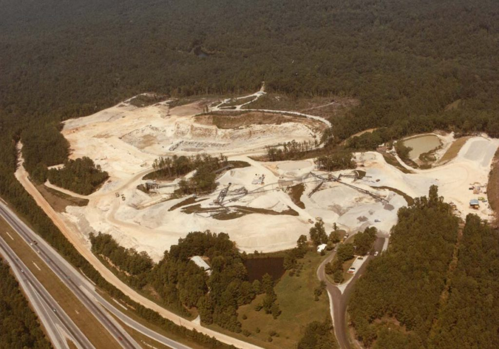 1982 – Triangle Quarry Opening