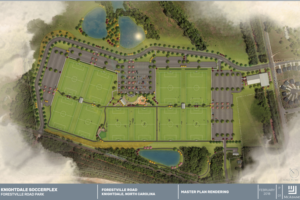 Wake Stone Corporation Donates Land For North Carolina Football Club Knightdale Soccer Complex