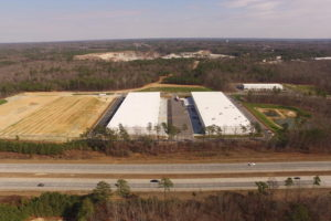Massive Expansion Underway For Knightdale Industrial Park