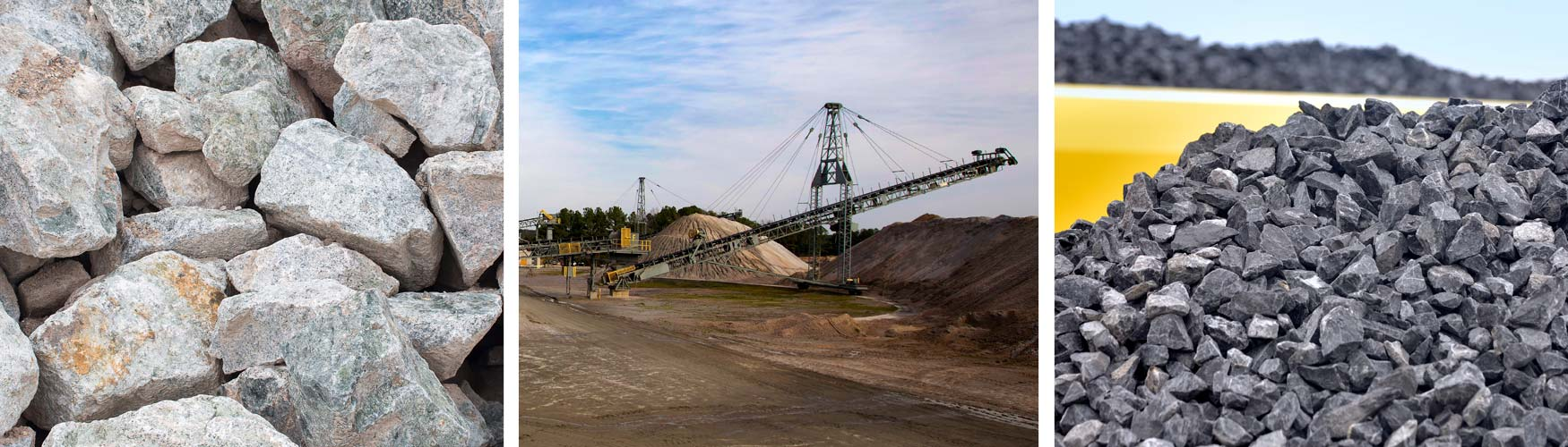 aggregate, Wake Stone Corporation
